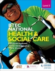 Btec National Level 3 Health and Social Care Cover Image