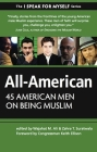 All-American: 45 American Men on Being Muslim Cover Image
