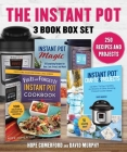 Instant Pot 3 Book Box Set: 250 Recipes and Projects, 3 Great Books, 1 Low Price! Cover Image