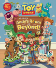 Toy Story: Welcome to Andy's Room & Beyond! Cover Image
