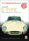Jaguar E-Type: Covers all models 1961 go 1971: 3.8 & 4.2-litre (The Essential Buyer's Guide) Cover Image