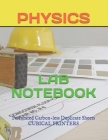 Physics Lab Notebook: Perforated Carbon-less Duplicate Sheets Cover Image