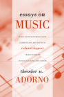 Essays on Music Cover Image
