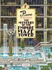 Pierre The Maze Detective: The Mystery of the Empire Maze Tower: (Maze Book for Kids, Adventure Puzzle Book, Seek and Find Book) Cover Image