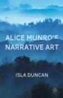 Alice Munro's Narrative Art Cover Image
