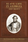 Slave Life in Georgia: Illustrated Black History Collection Cover Image