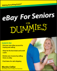 Ebay for Seniors for Dummies Cover Image
