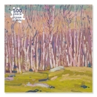 Adult Jigsaw Puzzle Tom Thomson: Silver Birches (500 pieces): 500-piece Jigsaw Puzzles Cover Image