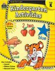 Ready-Set-Learn: Kindergarten Activities Cover Image