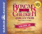 The Boxcar Children Collection Volume 26: The Great Bicycle Race Mystery, The Mystery of the Wild Ponies, The Mystery in the Computer Game Cover Image