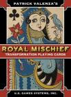 Royal Mischief Transformation Playing Cards Cover Image