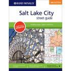 Rand McNally Salt Lake City Street Guide Cover Image