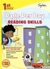 First Grade Page Per Day: Reading Skills Cover Image