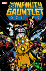 Infinity Gauntlet Cover Image