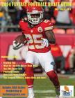 2014 Fantasy Football Draft Guide Cover Image