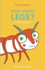 How Many Legs? (Little Books for Little Hands) Cover Image