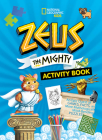 Zeus the Mighty Activity Book Cover Image