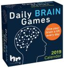 Daily Brain Games 2019 Day-to-Day Calendar Cover Image
