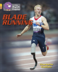 Blade Running (Collins Big Cat Progress) Cover Image