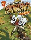 The Earth-Shaking Facts about Earthquakes with Max Axiom, Super Scientist (Graphic Library: Graphic Science) Cover Image