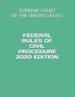 Federal Rules of Civil Procedure 2020 Edition Cover Image