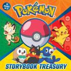 Pokémon Storybook Treasury (Pokémon) Cover Image