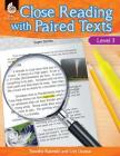 Close Reading with Paired Texts Level 3: Engaging Lessons to Improve Comprehension Cover Image