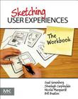 Sketching User Experiences: The Workbook Cover Image