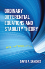 Ordinary Differential Equations and Stability Theory: An Introduction (Dover Books on Mathematics) Cover Image