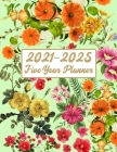 2021-2025 Five Year Planner: Plan and Organize your Time 60 Months Calendar Calendar with Holidays 5 Years Daily Planner Appointment Calendar Agend Cover Image