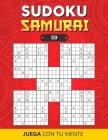 Sudoku Samurai 59: Collection de 100 Sudokus Samouraï pour Adultes - Facile et Difficile - Idéal pour augmenter la mémoire et la logique Cover Image