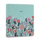 2021 Dinara's Folk Floral in Mint Cover Image