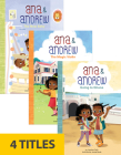 Ana & Andrew Set 2 (Set of 4) Cover Image