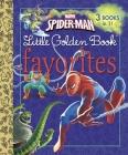 Marvel Spider-Man Little Golden Book Favorites (Marvel: Spider-Man) Cover Image