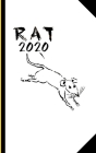 Rat 2020: Notebook Cover Image