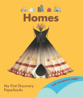 Homes (My First Discovery Paperbacks) Cover Image