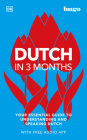 Hugo in 3 Months Dutch with audio app Cover Image