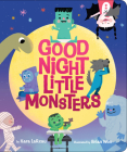 Good Night, Little Monsters Cover Image
