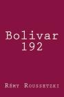 Bolivar 192 Cover Image
