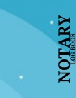 Notary Log Book: Public Notary Ledger Book (Gag Gift) Cover Image