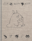 My Neighbor Totoro Sketchbook Cover Image