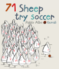 71 Sheep Try Soccer Cover Image