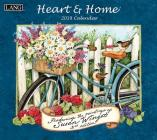 Heart & Home 2019 14x12.5 Wall Calendar Cover Image