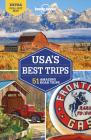 Lonely Planet USA's Best Trips (Trips Country) Cover Image