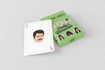 Parks and Recreation Playing Cards Cover Image