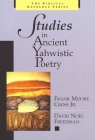 Studies in Ancient Yahwistic Poetry (Biblical Resource) Cover Image