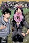 The Monsterjunkies: Sanctuary: Black & White Graphic Novel Cover Image