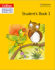 Collins International Primary English – Cambridge Primary English Student's Book 1 Cover Image