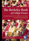The Berkeley Book of College Essays: Personal Statements for California Universities and other Selective Schools Cover Image