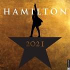 Hamilton 2021 Wall Calendar Cover Image